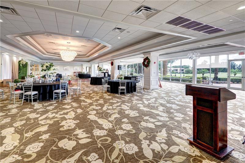 Ballroom for multiple venues