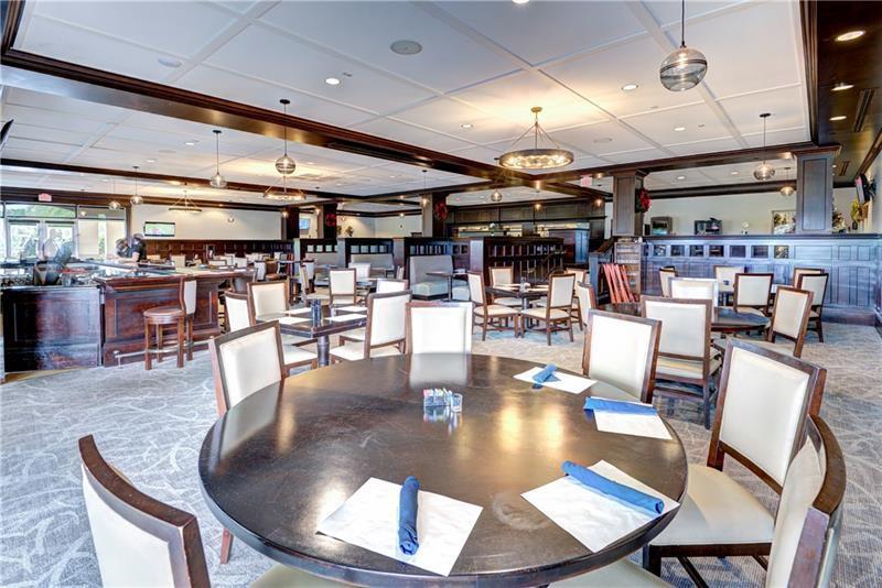 Restaurant with full bar