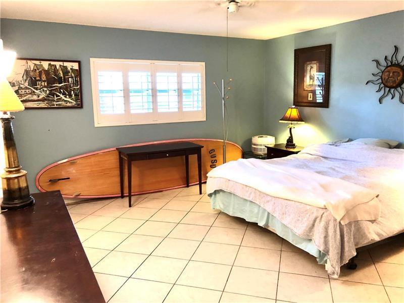View of Master Bedroom From Doorway
