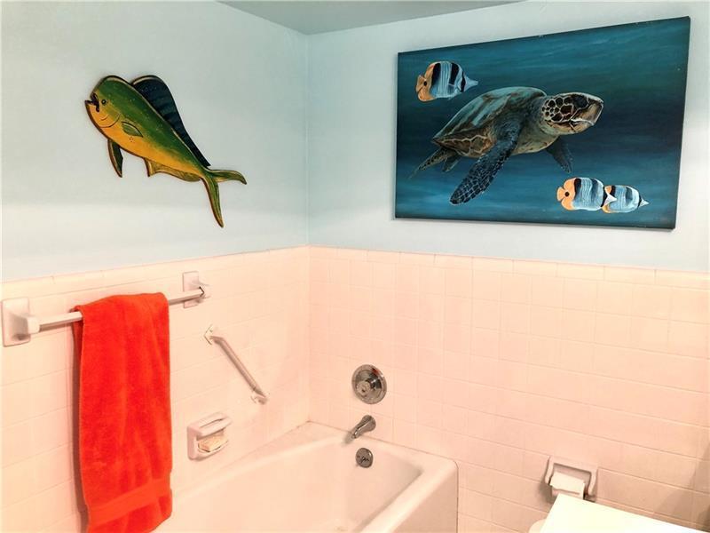 Charming Master Bathroom