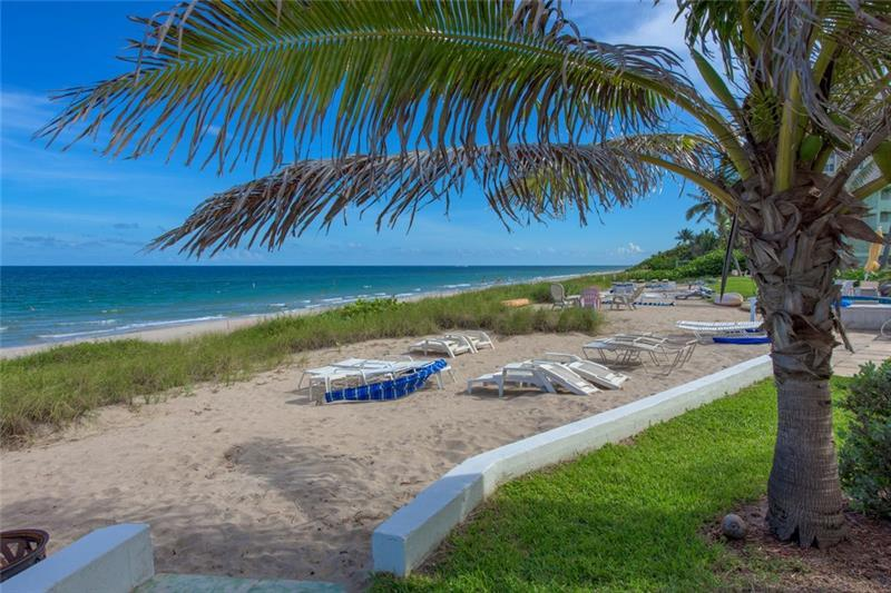 Relax and enjoy the sun and surf on your own private beach