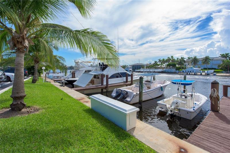 Dockage usually runs around $125-$135 per month depending on the size of your boat, on a first come, first serve basis