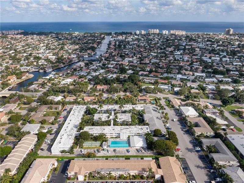 Great community heated saltwater pool