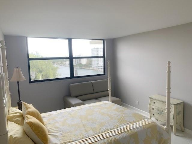 Amazingly large guest bedroom with walk-in closet with water views from your NEW hurricane impact windows