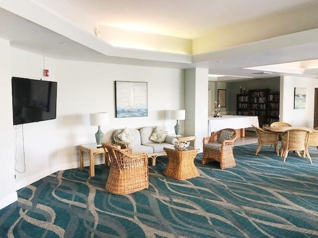 Your extended living area for relaxing with friends or private events