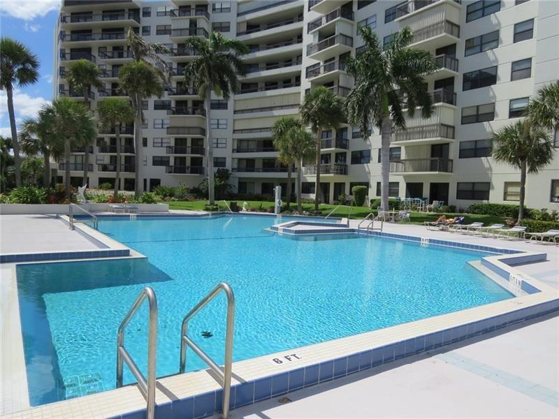 Resort Style heated pool on waters edge Resort style heated pool. Come live the Florida lifestyle.