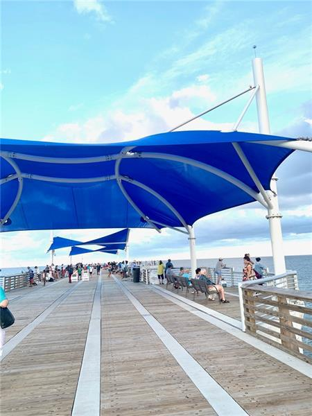 New Pompano Beach Pier