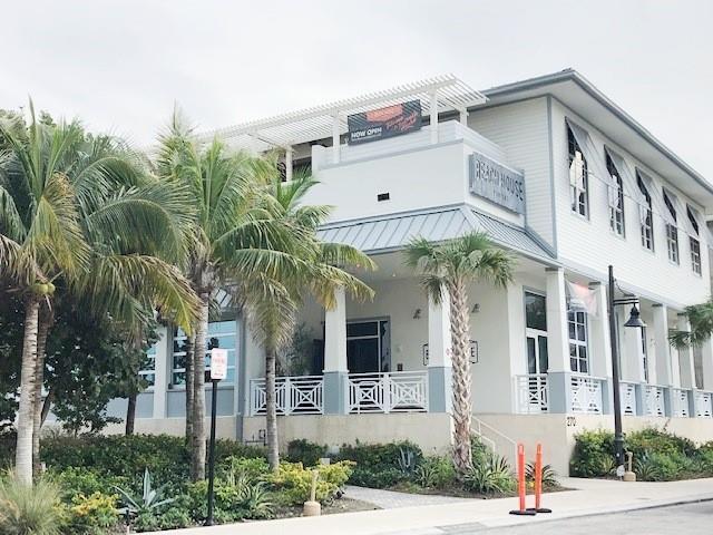 Enjoy lunch or dinner at the new Beach House Restaurant on the beach.