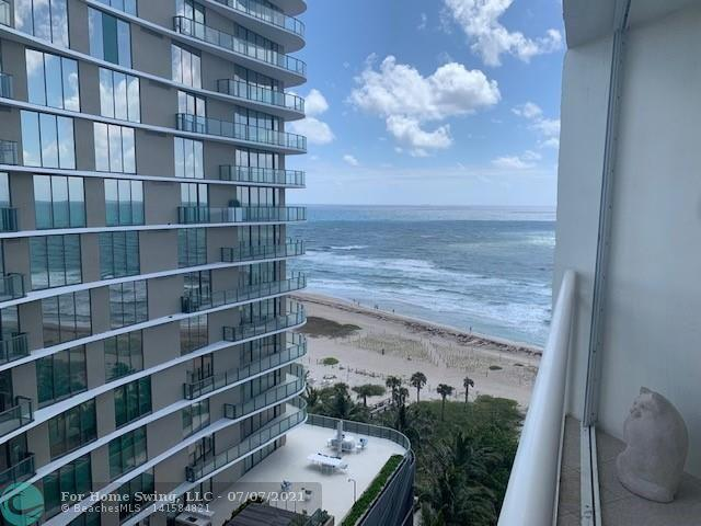 Oceanfront Lifestyle in this Pet Friendly Building! This Completely Remodeled & Updated 1 Bed / 1 Bath Condo Unit on 12th Floor (Penthouse) offers Ocean & City Views, an Open Balcony and Impact Windows. Located Less than 1 Mile away from the New Pompano Beach Fishing Pier, Restaurants (Oceanic, Beach House & Lucky Fish) and Shopping! The Building has undergone and completed the 40 Yr. Inspection. Pet Friendly (up to 20lbs.). This Unit comes with 1 parking space and plenty of guest parking located across the street. You Will Enjoy the Heated Pool, Private Beach Access, Social/Club Room with Kitchen, Secured Lobby and Friendly Management!