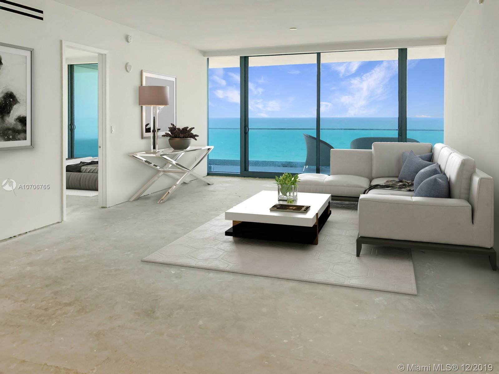 Oceana- the newest, modern tower in prestigious Bal Harbour!  Stunning Direct ocean views from every