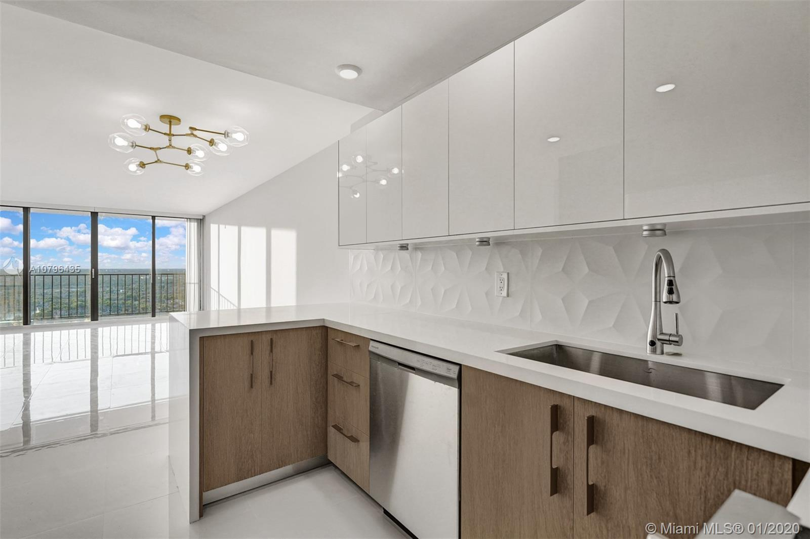 JUST LISTED FOR SALE. Magnificent fully remodeled lower penthouse 27th floor unit with unobstructed