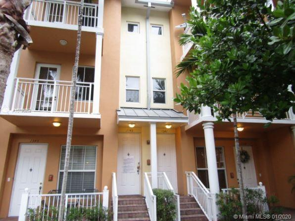 Lovely condo located at The Villages at Sailboat.  Two bedrooms, two and a half bathrooms.  Laundry