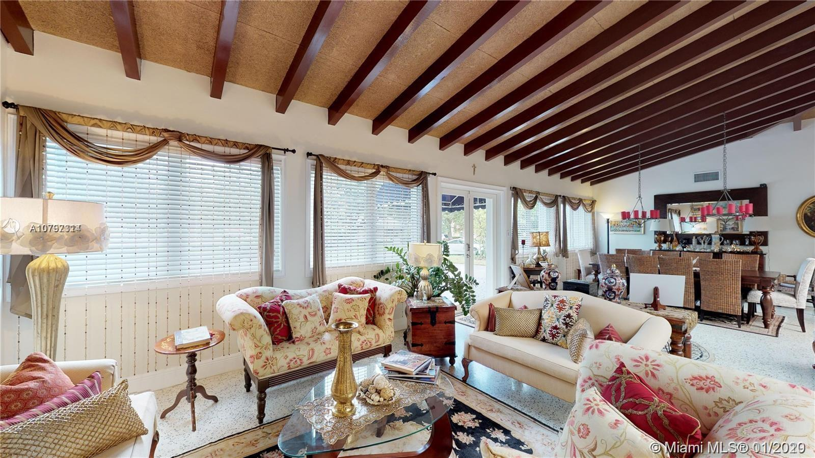 Gorgeous, 3683 sq. ft. house (per appraiser), mid-century modern, designed by famous architect, Tony