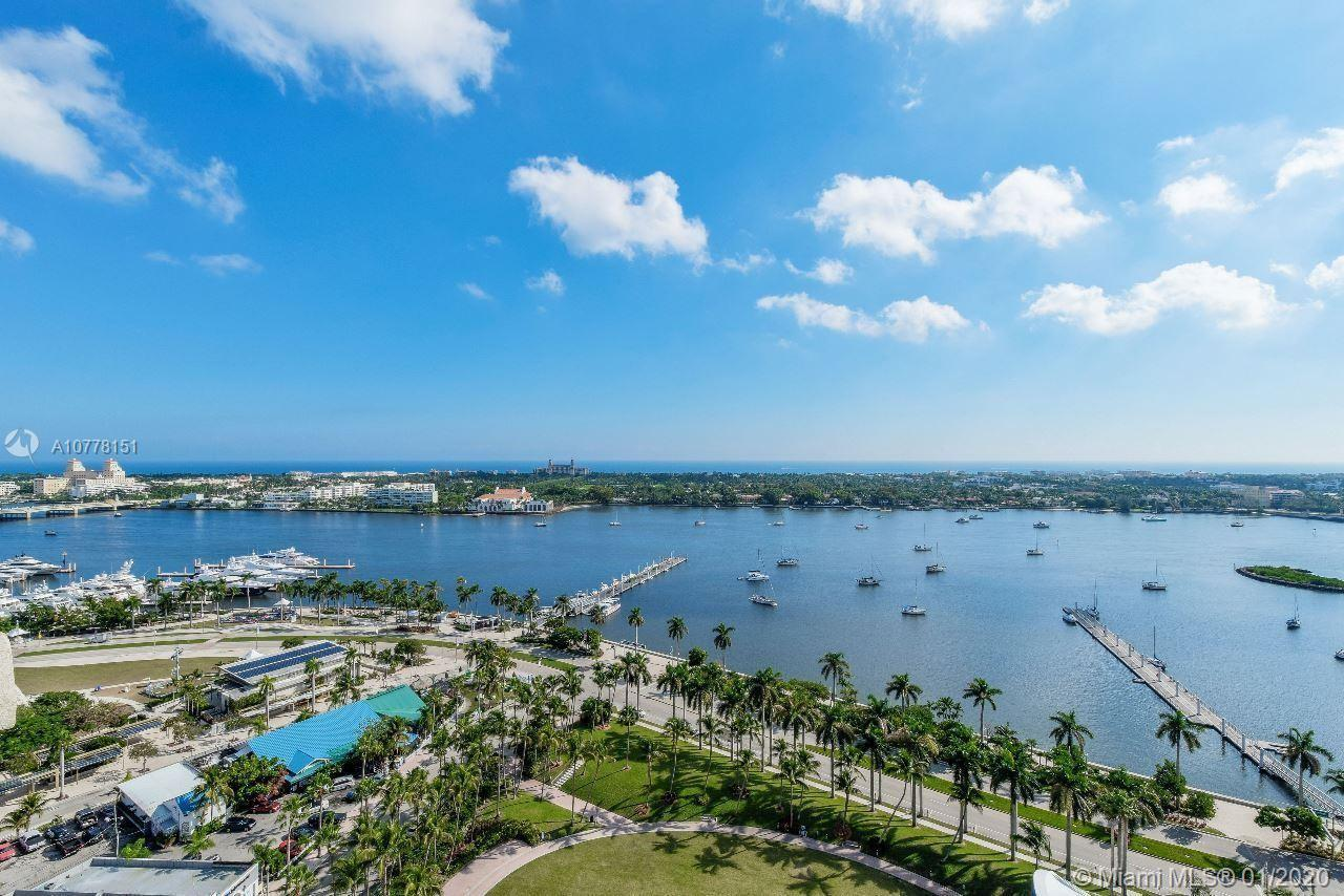 ESTATE SALE!!! HIERS MOTIVATED TO SELL...STUNNING WATER VIEWS OF THE OCEAN, INTRACOASTAL, & PALM BEA