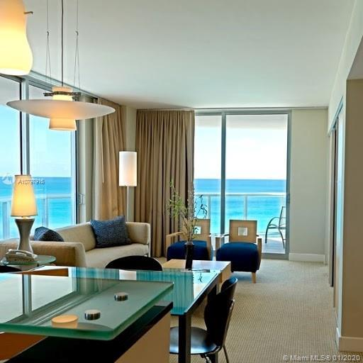 Direct ocean front unit .On South East side . 2 bedroom 3 full bathroom . No restrictions to rent it