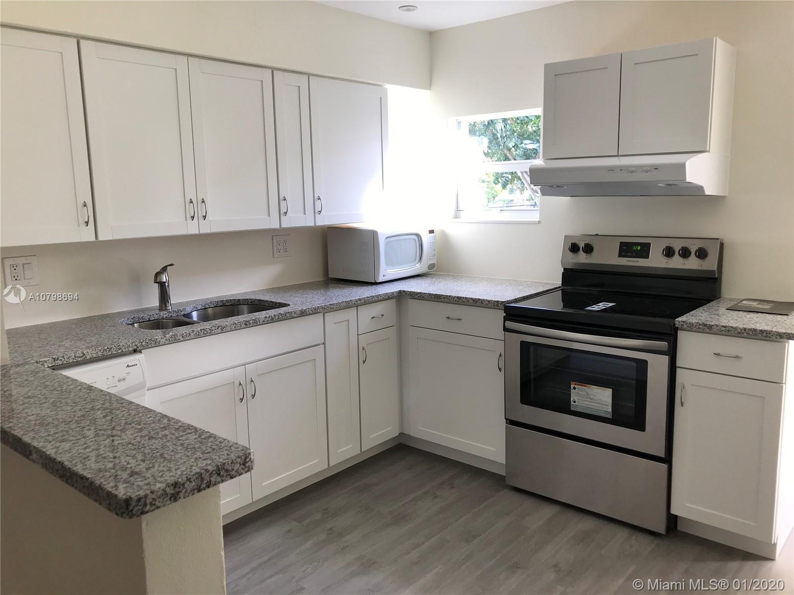 Fully renovated 3 Bdrm and 1 1/2 Bathroom home. Dining room. Closed porch. New roof, New A/C, New Wa