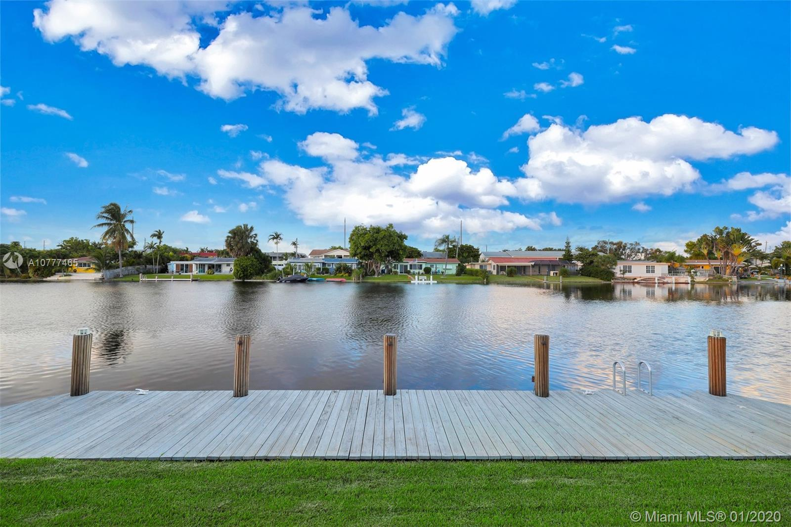 Pride of ownership shows on this immaculate 4 bedroom waterfront home located on the exclusive Jenad