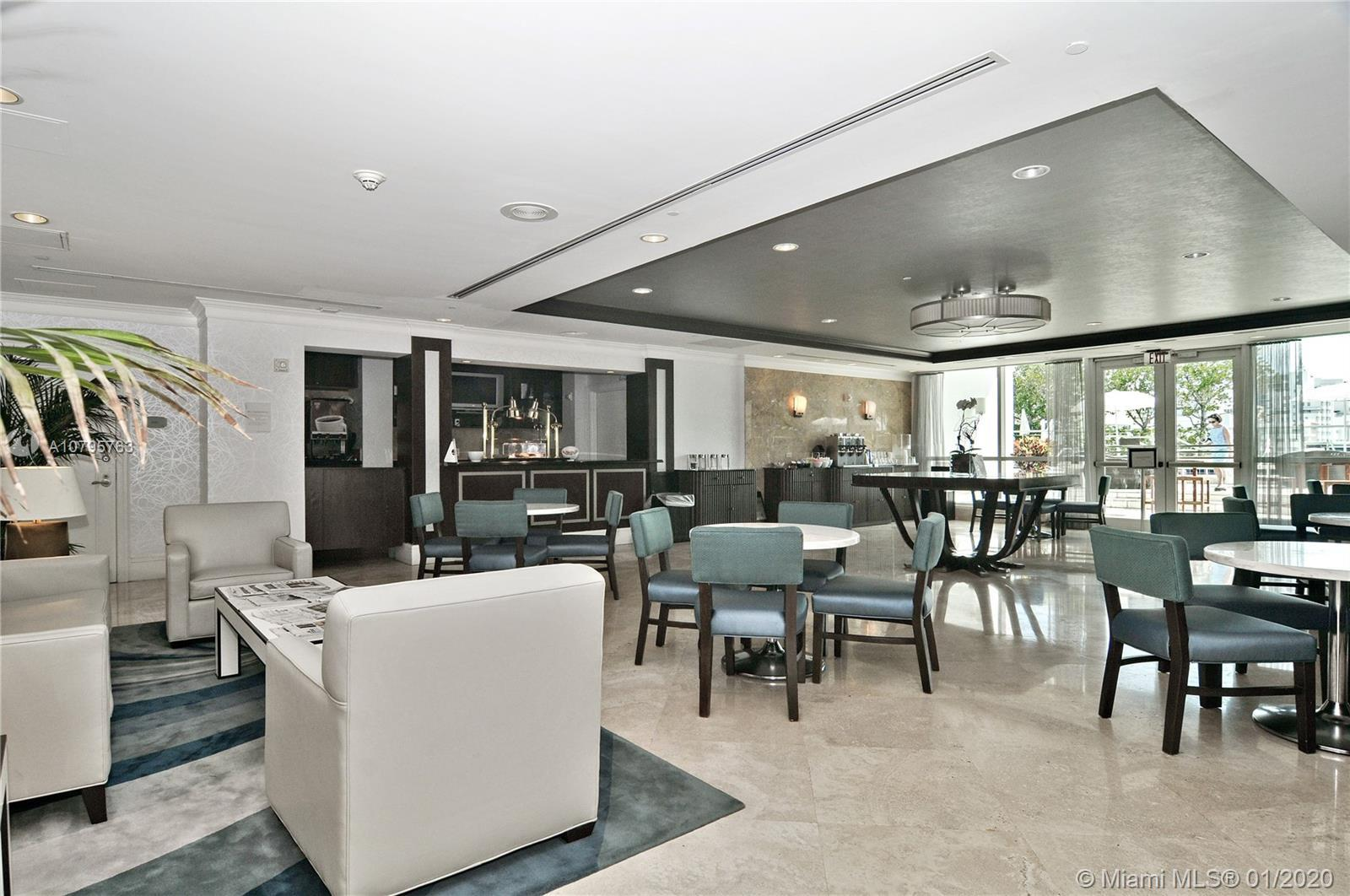 Beautiful 1BD/2BA with ocean, bay & intracoastal views at the Fontainebleau II. Enjoy full service,