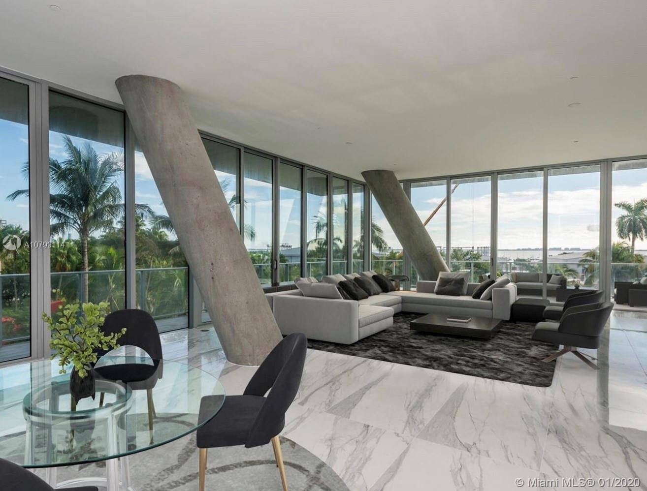 Grove at Grand Bay is designed by Byarke Ingels of BIG Architects. 5 bedrooms + maids room/6 1/2 bat