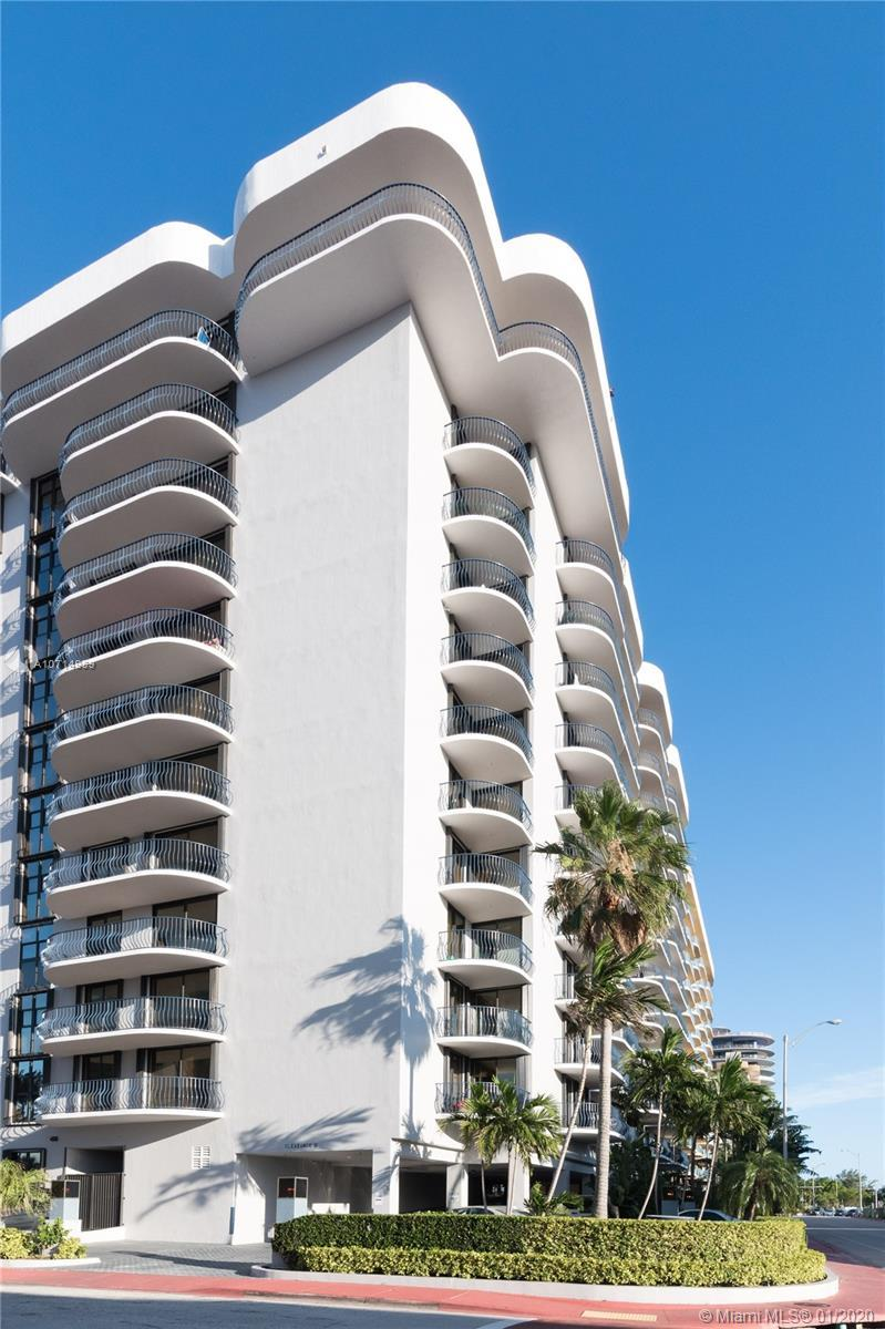 OCEANFRONT CONDO IN DESIRABLE SURFSIDE!! CHAMPLAIN TOWERS NORTH - SPACIOUS 2 BEDROOM, 2 BATH APARTME