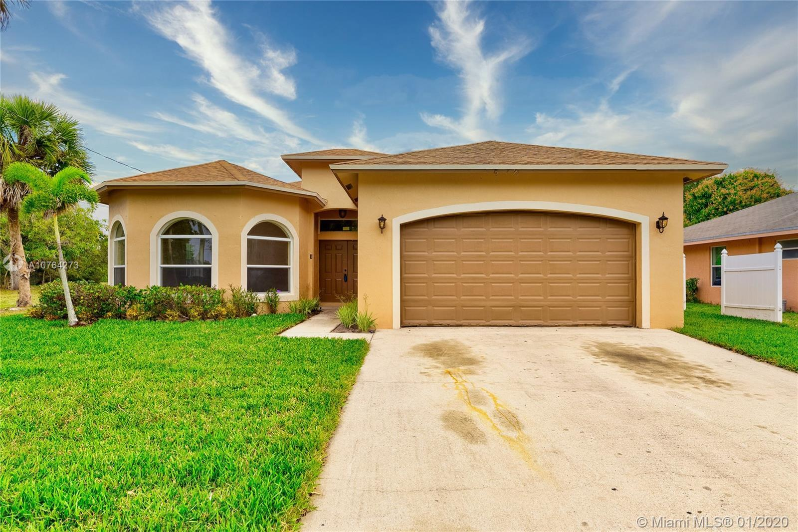 COMPLETELY UPDATED AND MOVE IN READY! UPGRADES Include New paint interior and exterior, new flooring