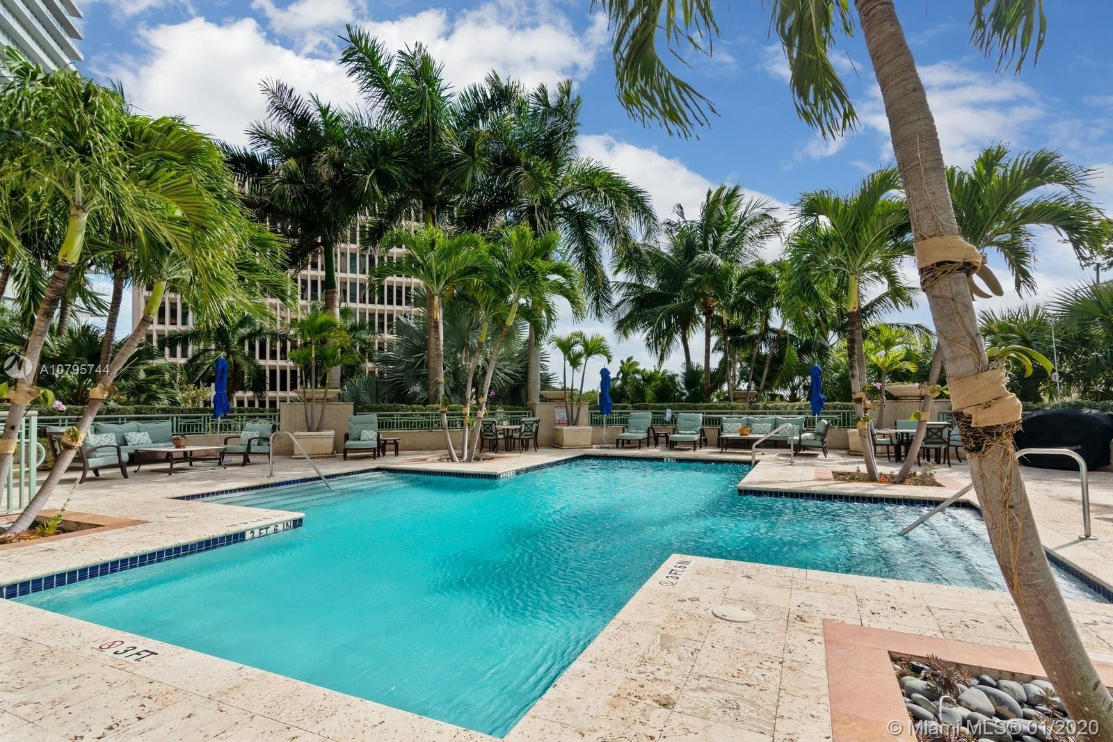 Your opportunity to own at the Elegant and Classic Ritz-Carlton Tower Residences Coconut Grove which