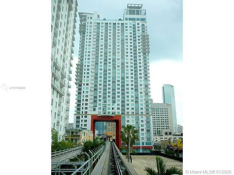 Open Loft in the Heart of Downtown Miami.  Modern style, polished concrete floors, stainless steel a