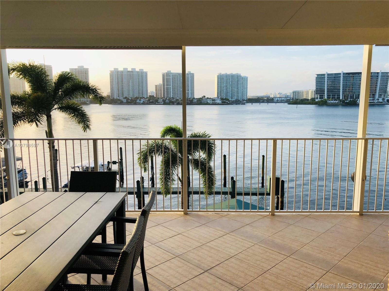 Own a Slice of Paradise in Prestigious Sunny Isles Beach Florida! This unit has it all! This unique