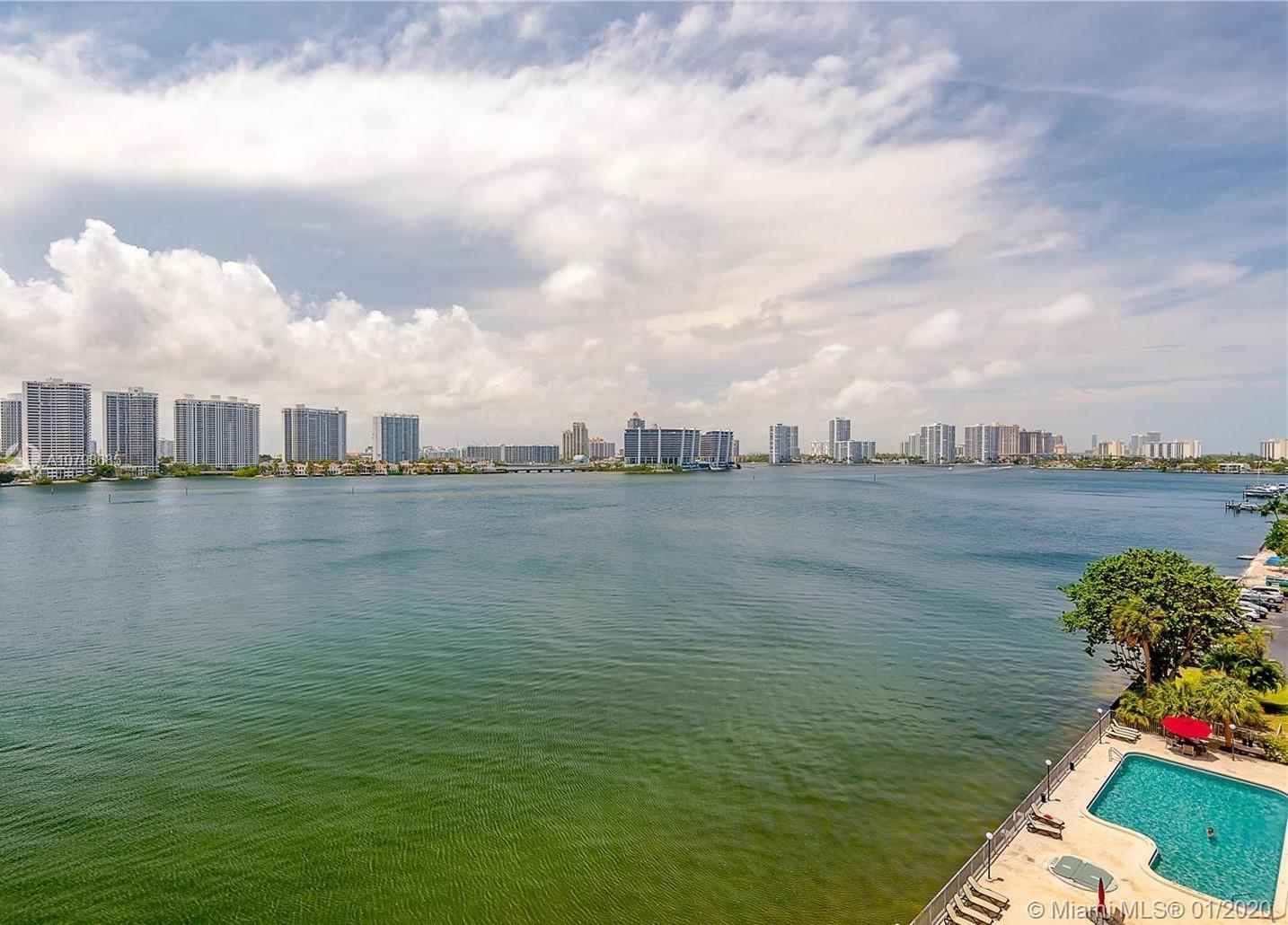 Waterfront!!! Stunning water view!!! Completely renovated with the high end materials and appliances