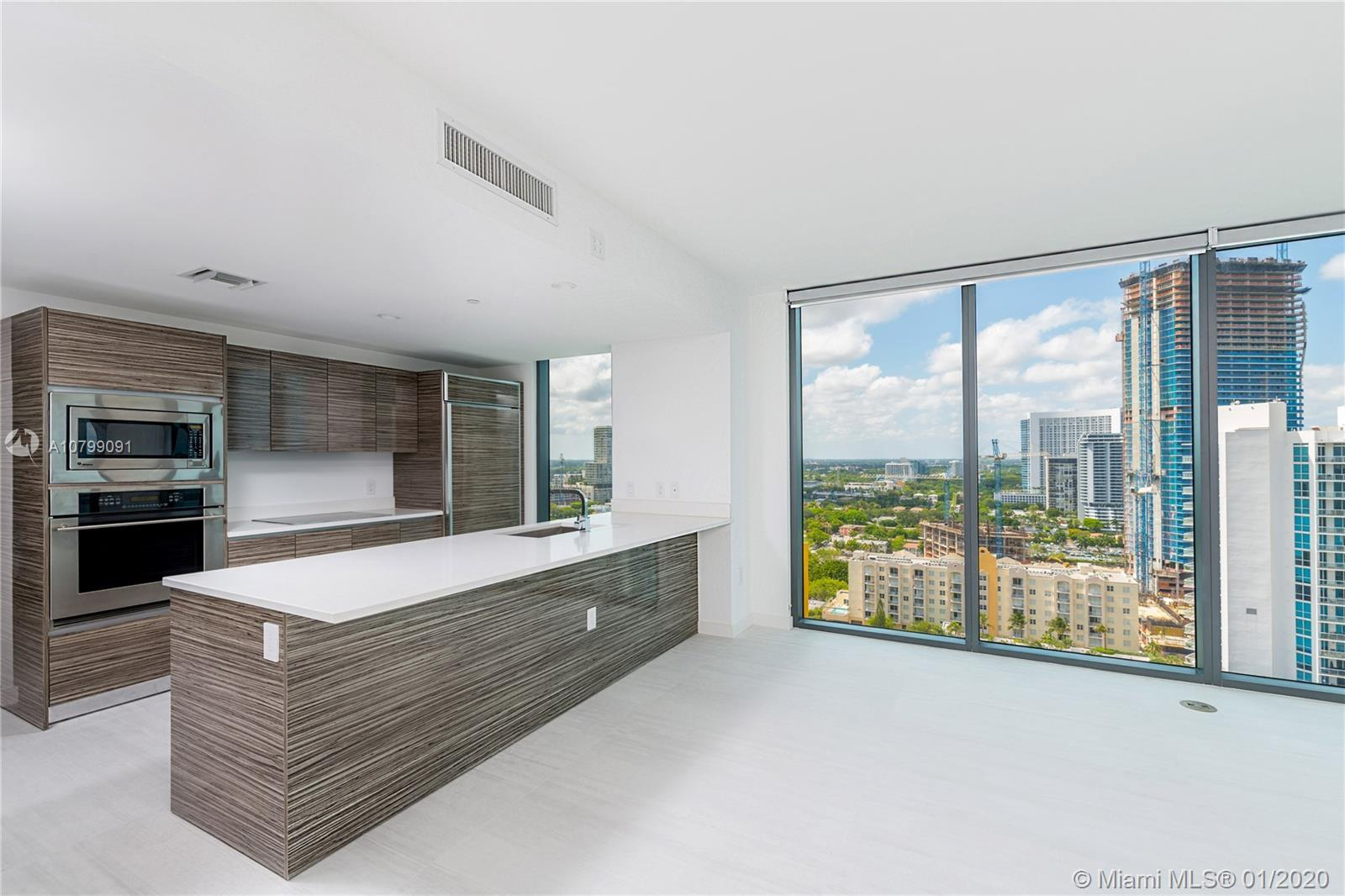 Enjoy unobstructed views from this beautiful corner residence. Residence 2101 offers 2 bedrooms plus