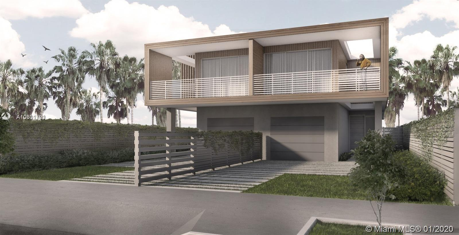 Come and see this exquisite brand new townhome (oversized lot) in the heart of Coconut Grove. Develo