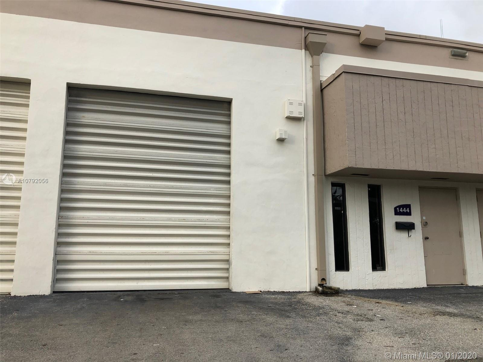 +/- 2130 Sq.Ft  Warehouse SUBLEASE  inside PS Business Park. ( Micc)  Street Level- One door positio