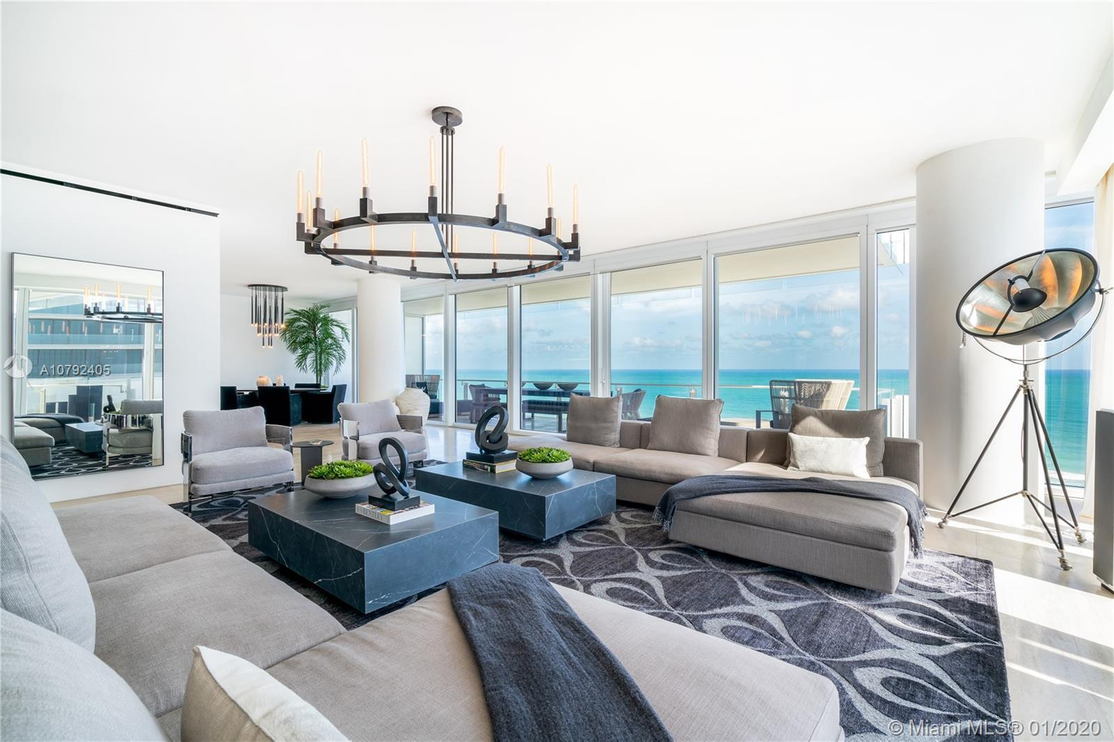 Best unit for sale at the exclusive Surf Club Four Seasons. Move in to this highly sought after SE c