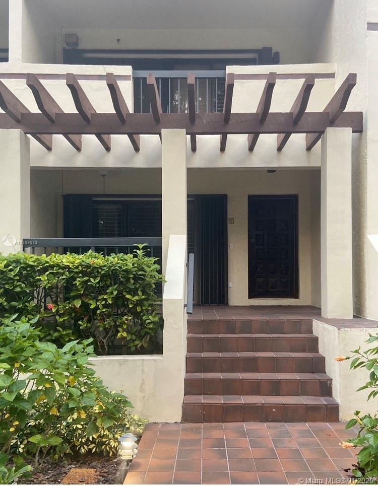 Beautiful 2-story, 2 bedroom, 2.5 bath town-home at Biltmore Court Villa in one of Coral Gables' mos