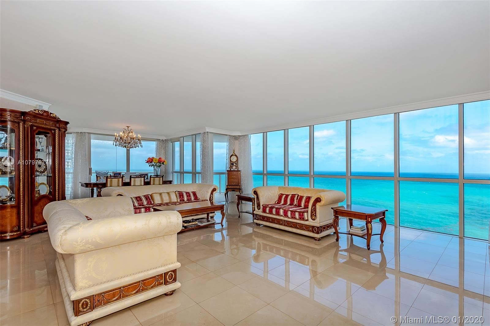 Spectacular corner unit, unobstructed direct Ocean view from every room, remodel kitchen, and bathro