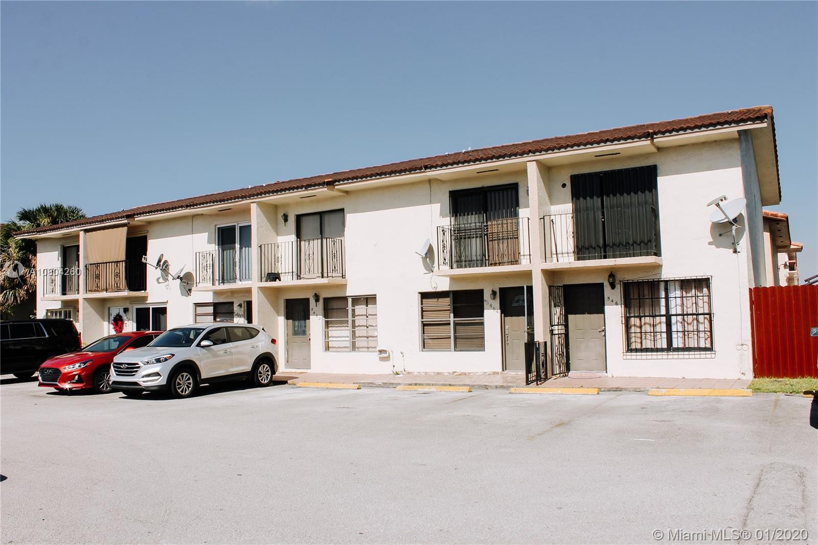 Great opportunity for investors and end users to purchase this property with 2 bedrooms and 1/1 bath