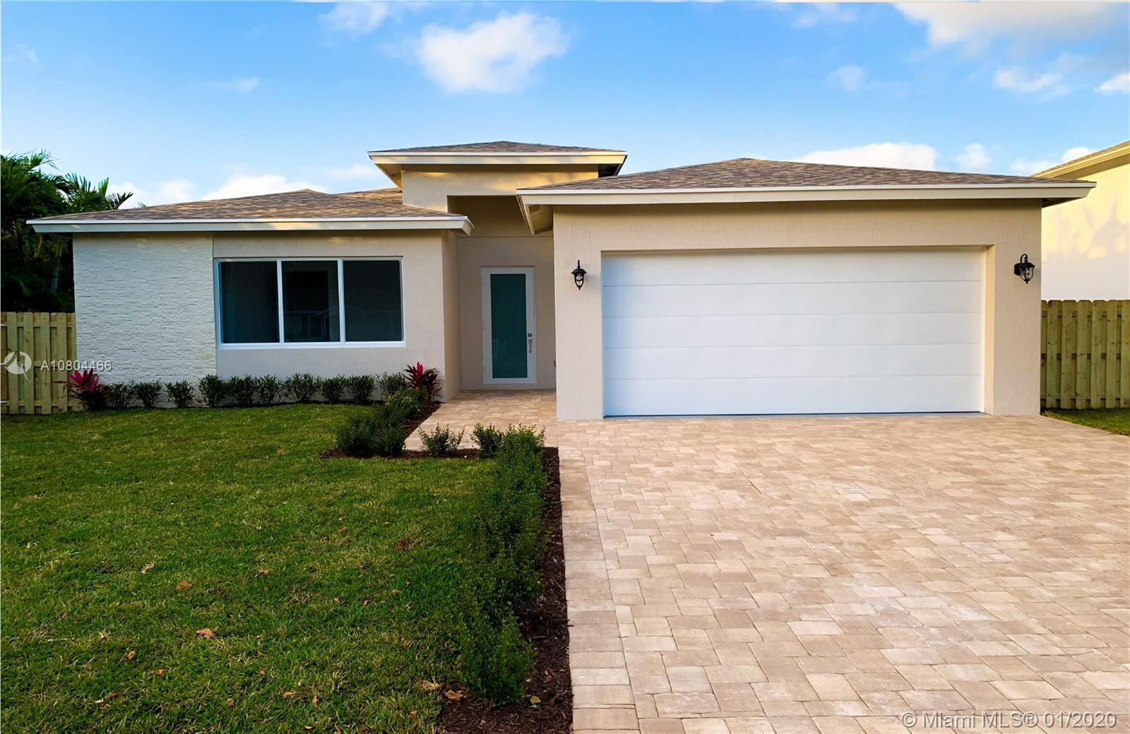 BRAND NEW CONSTRUCTION! Beautiful design with high ceilings. This Large 4 beds 3 ½ baths home is ide