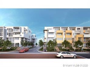Iris on the Bay is a Townhome with 3 bedroom floor plan, modern architecture, 3-car garage , rooftop
