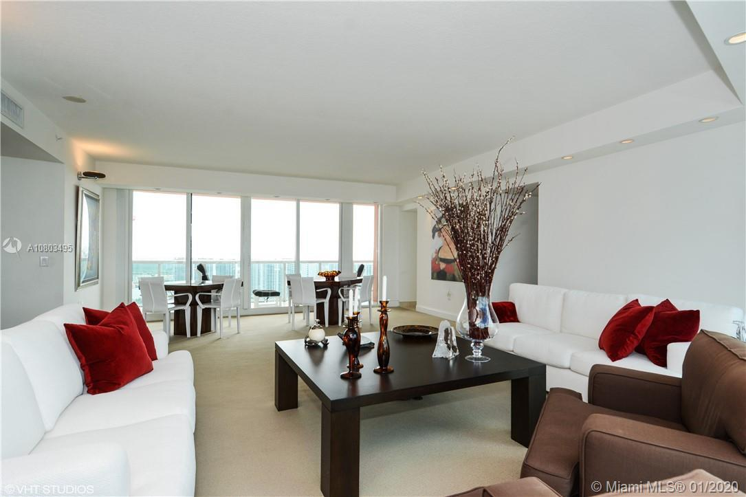 SPECTACULAR UPPER PENTHOUSE HAS PANORAMIC INTRACOASTAL OCEAN, GOLF, CITY VIEWS FROM EVERY ROOM. THE
