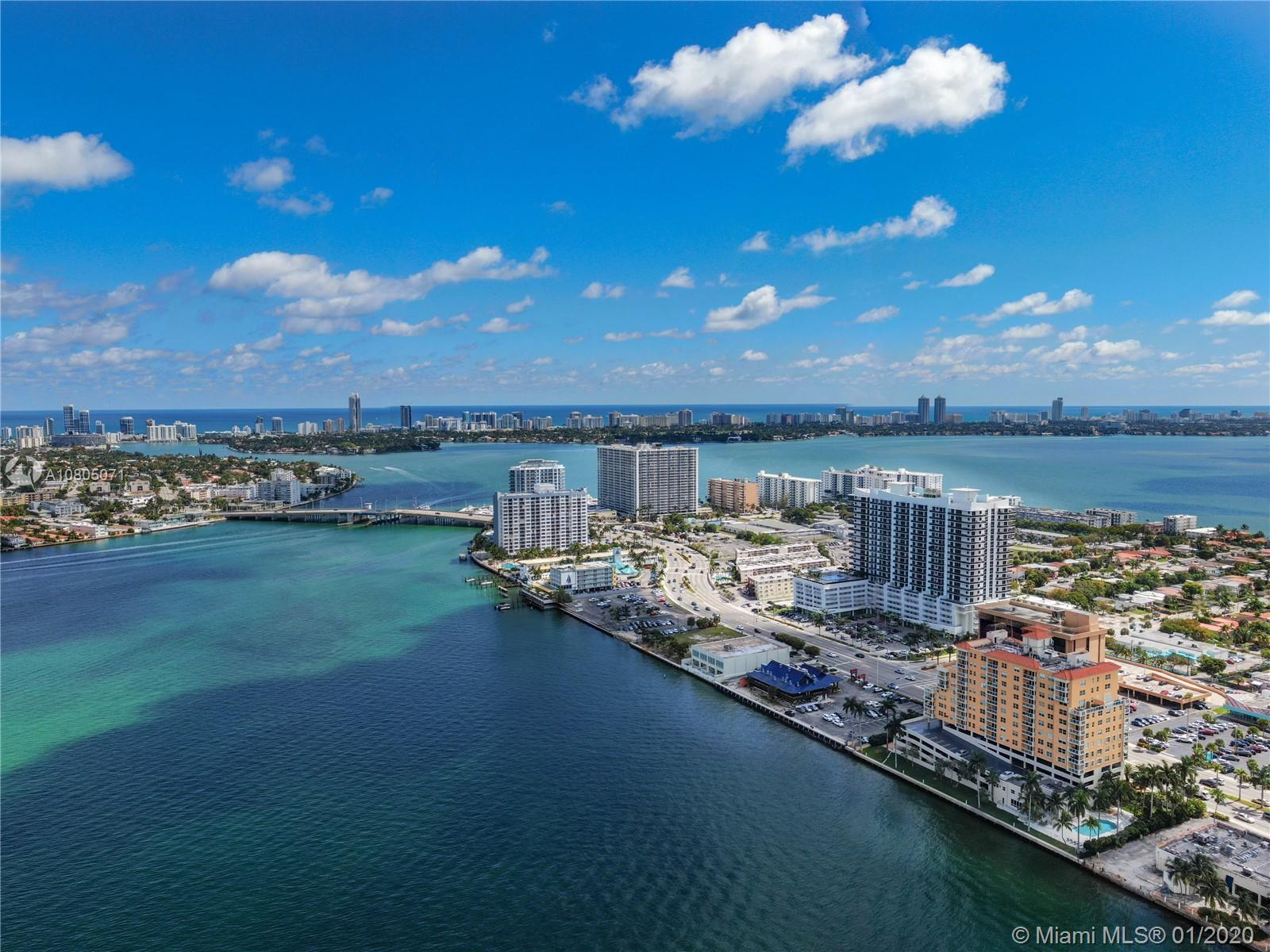 Breathtaking ocean, bay & city views abound from this over-sized 20th Floor PENTHOUSE STUNNER! Huge