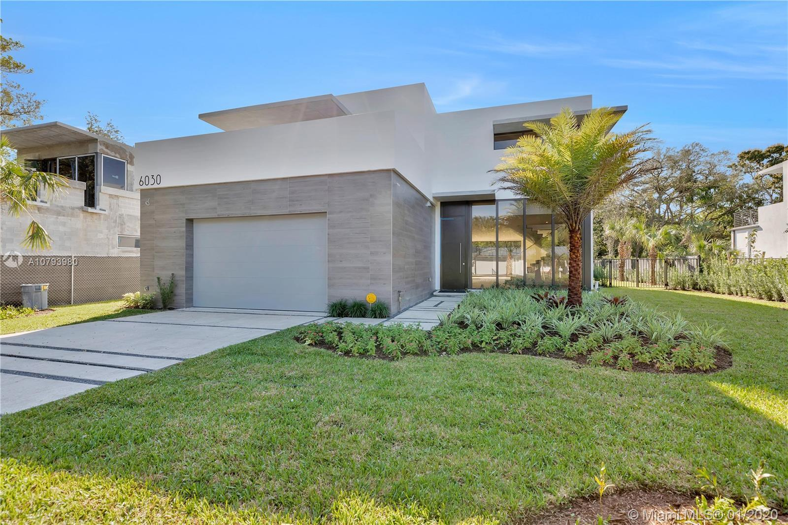 Brand new modern construction brought to you by the Calta Group on a quiet street. Just built and re