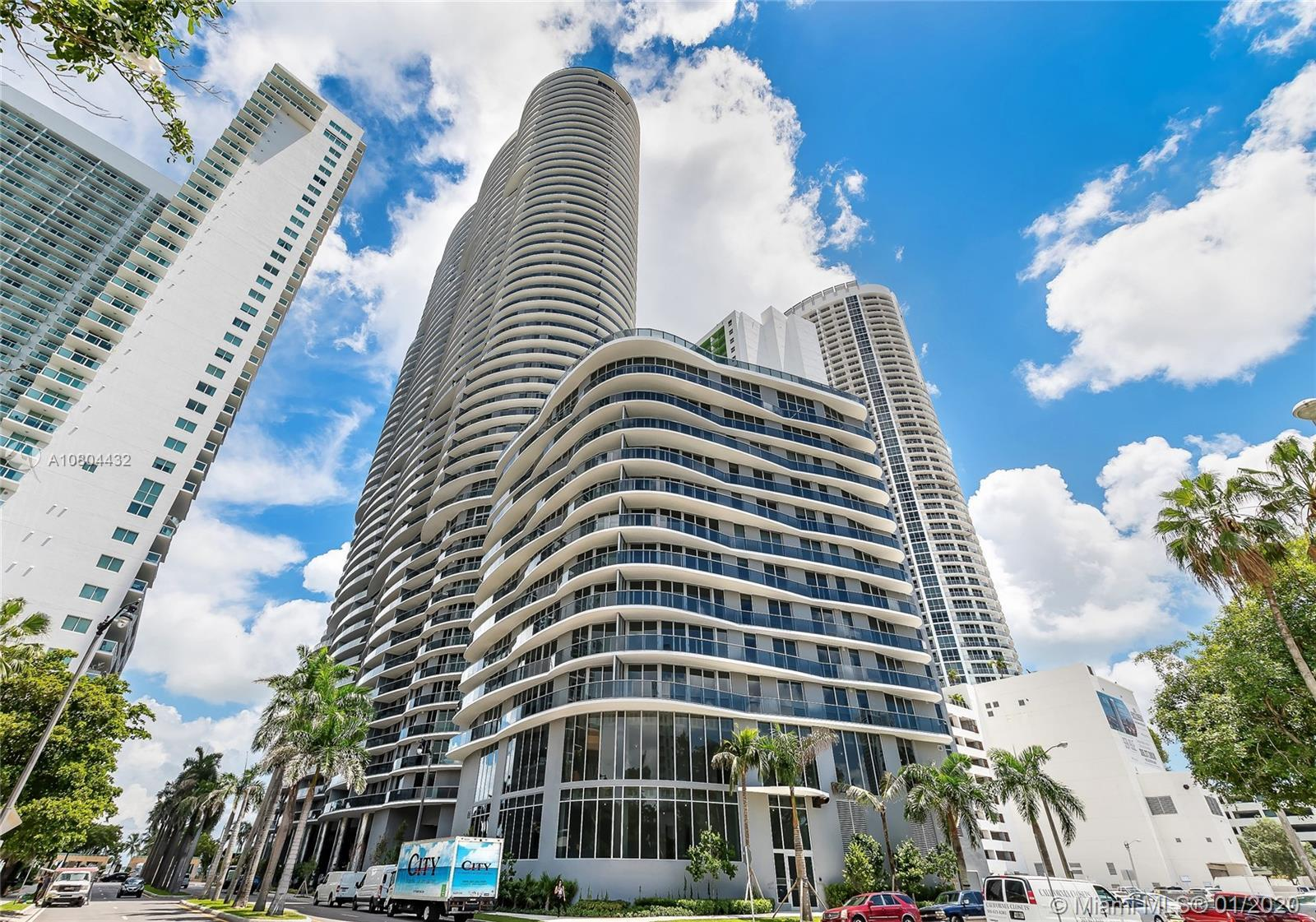 BRAND NEW AND FABULOUS 2 BED / 2.5 BATH CONDO AT ARIA ON THE BAY WITH A VERY SPACIOUS BALCONY AND AW