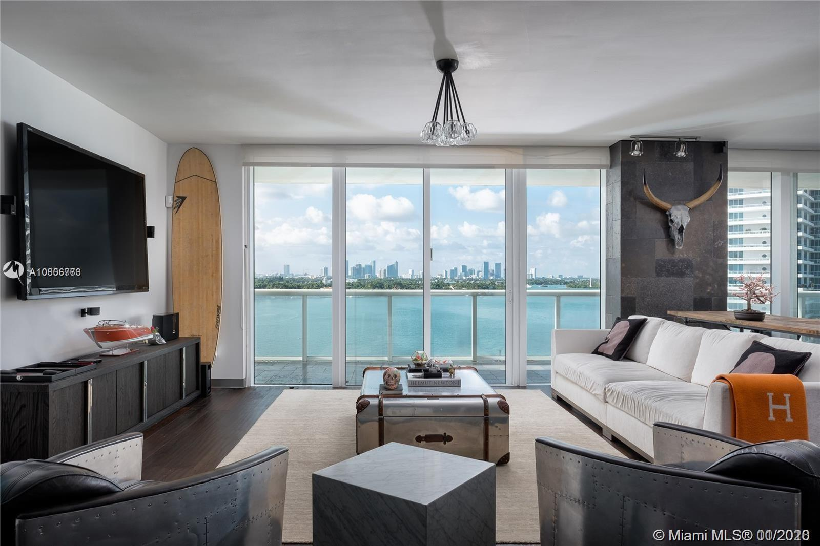 "Beautifully renovated and furnished corner ""02"" line at highly desired Icon South Beach. This unit i"