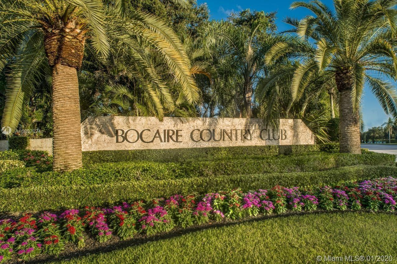 Truly Spectacular Home located in the exclusive Bocaire Country Club. Furnished 4 bed 4 bath Beautif