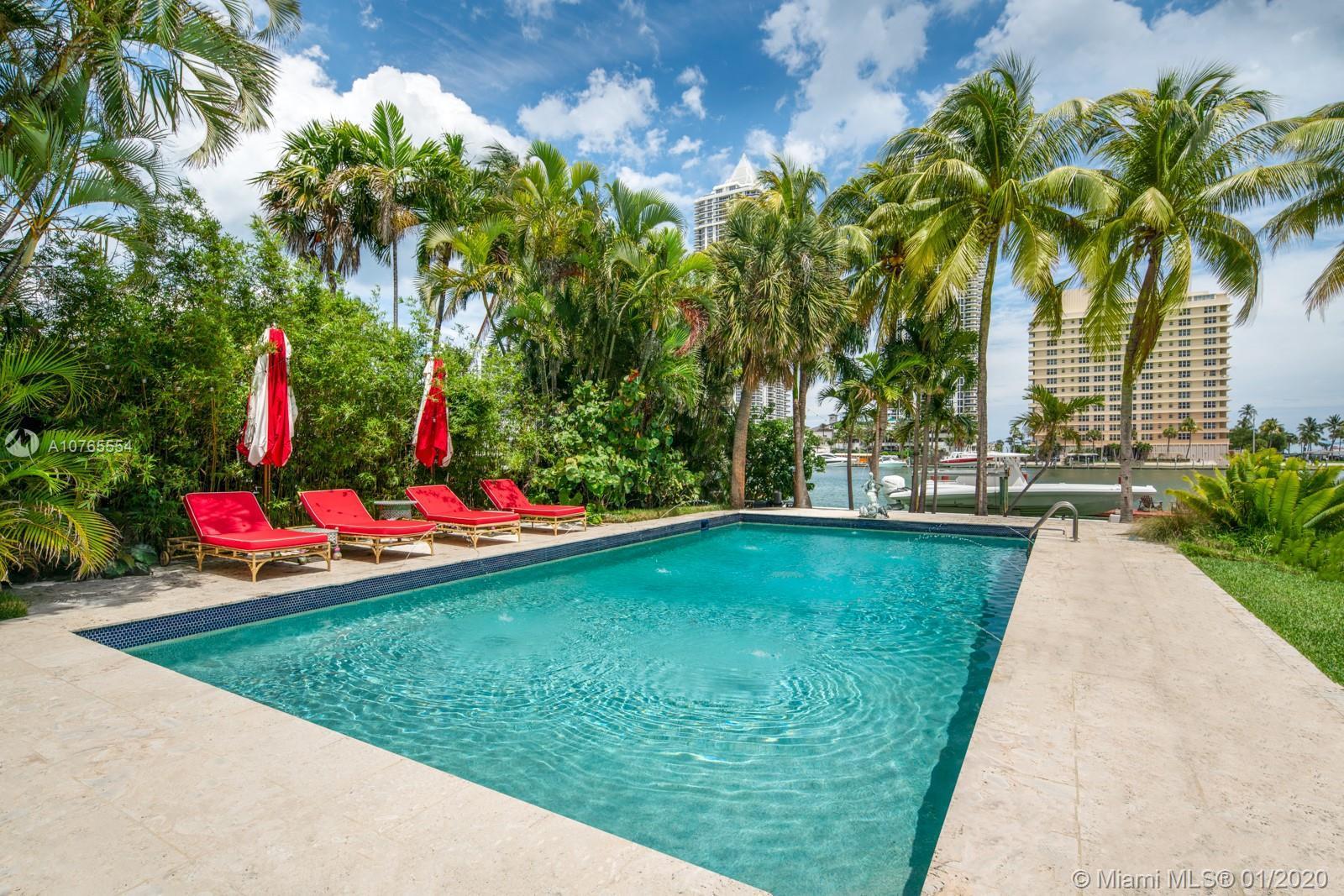 4731 Pine Tree Dr, Miami Beach, FL, 33140