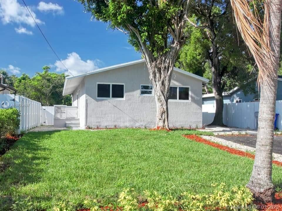 FULLY REMODELED Beautiful Single Family House! 3 bedrooms 2 bathrooms + HUGE efficient/office. Large