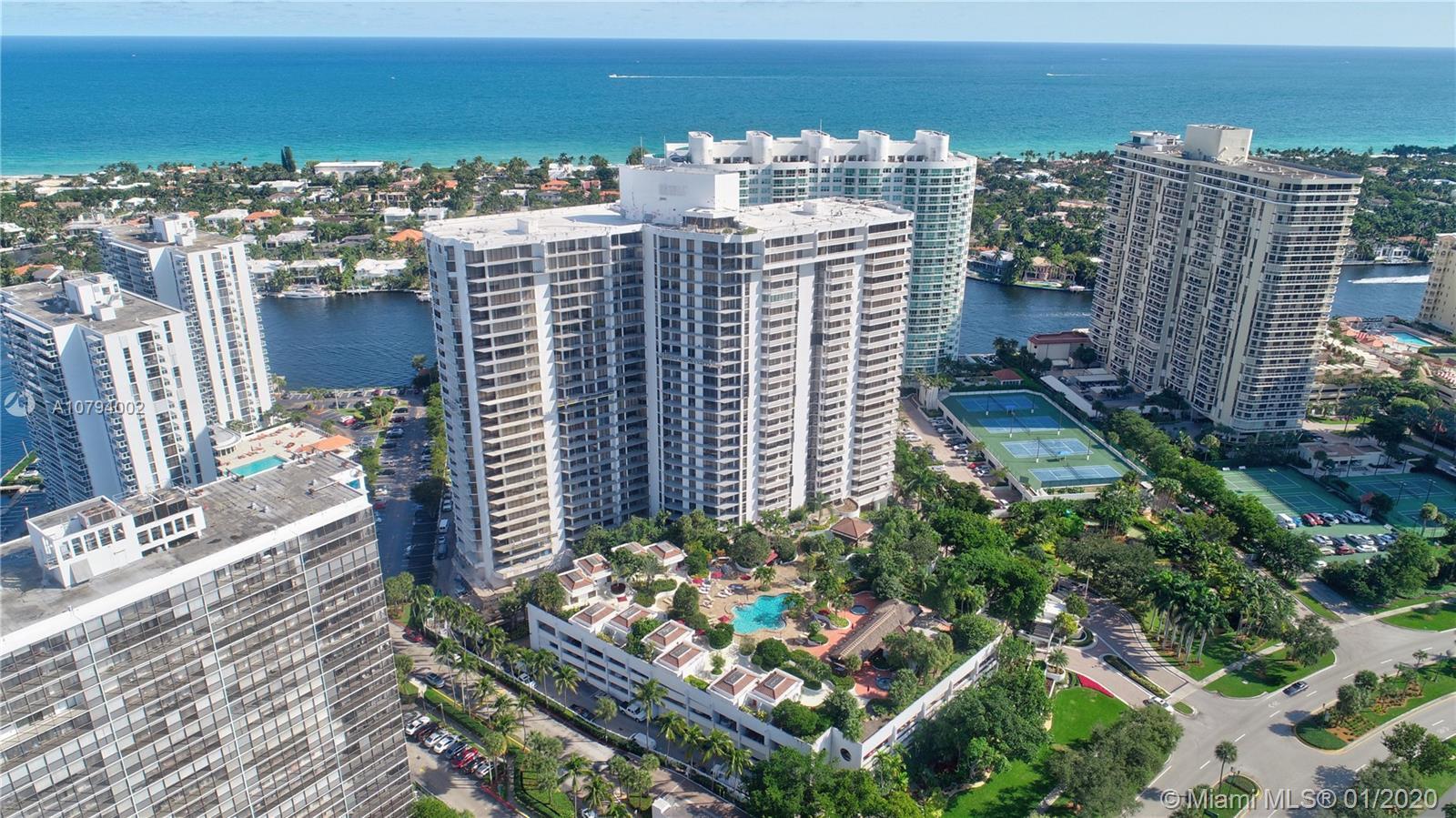 Resort Style living.  Spectacular East (Ocean/Intracoastal) views. Enjoy this great floor plan 1560