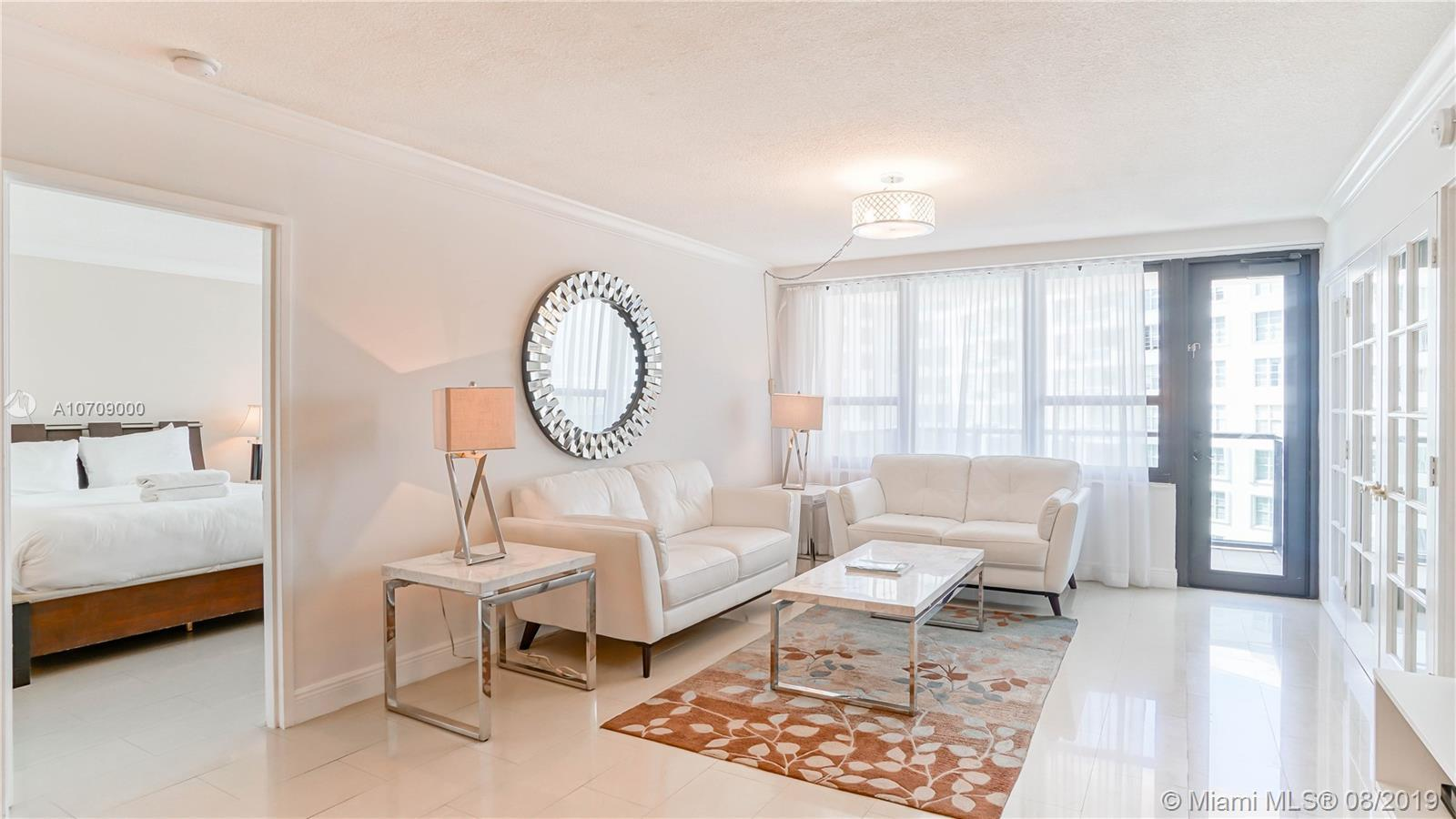 Fully remodeled and furnished luxurious 2/2 condo in the Heart of Millionaire Road, Collins Avenue.