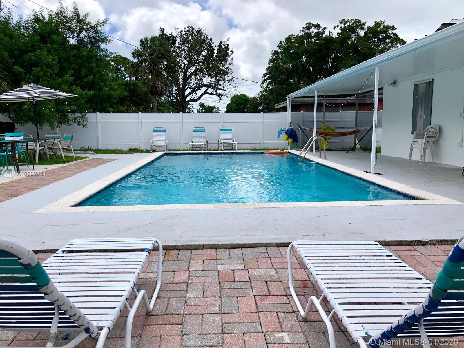 Welcome to YOUR NEW HOME! Come see this beautifully updated 3 bed/1 bath pool home located in a quie
