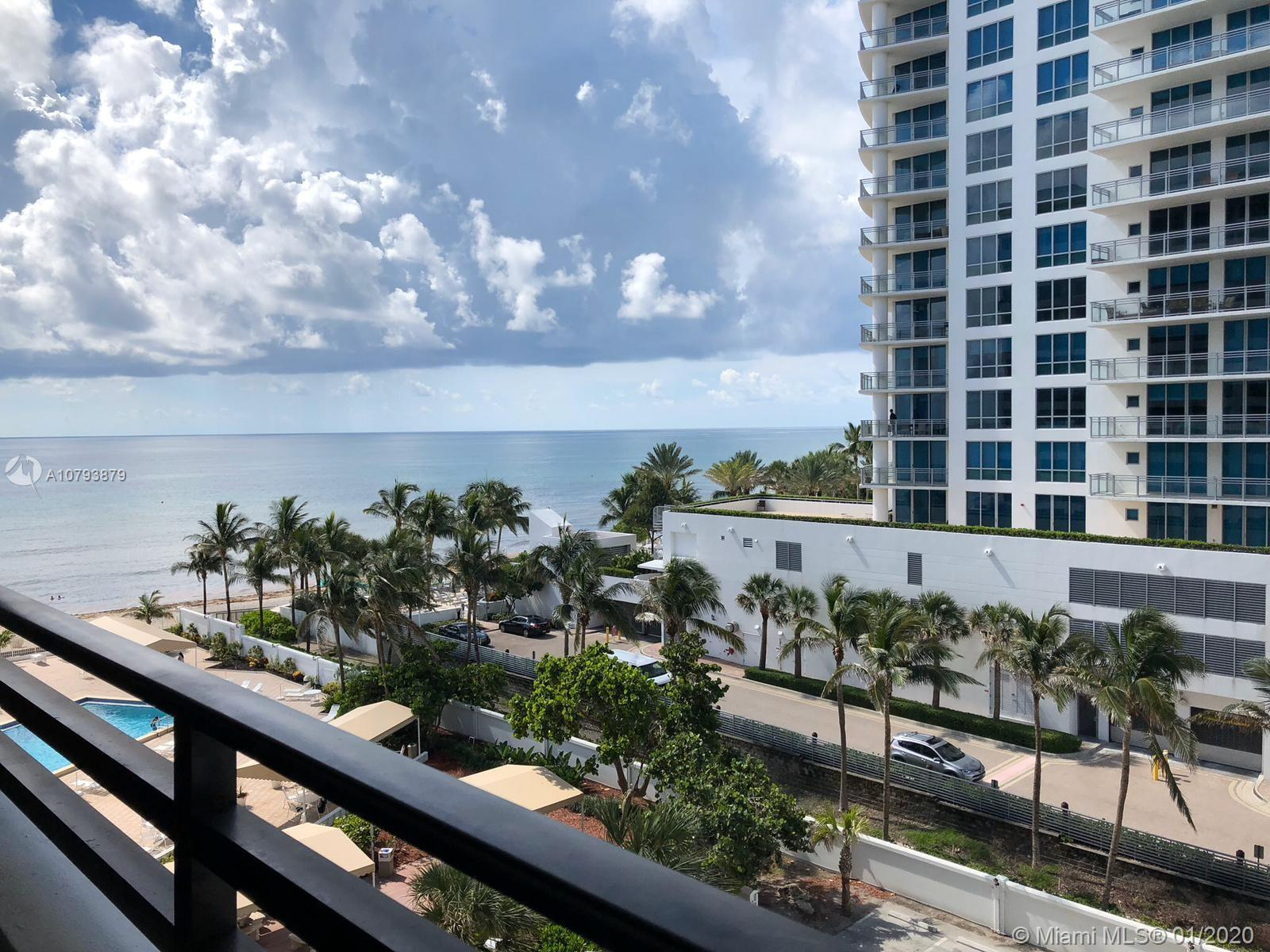 Investor's dream. This building allows short term rentals.  Beautiful apartment with ocean view.  Co